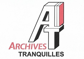 Archives Tranquilles - Archiviste et Gestion documentaire